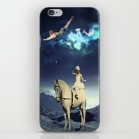 circus iPhone & iPod Skins featuring Circus by Cs025