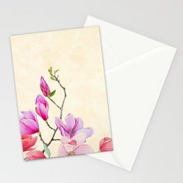 Floral Art    #2 Stationery Cards