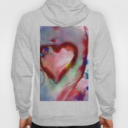 Heart Dreams 4H by Kathy Morton Stanion Hoody