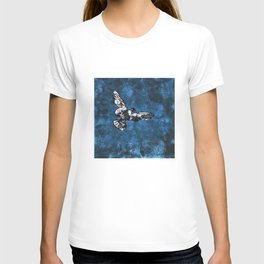 Hope is the thing with feathers on T-shirt