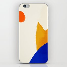 Abstract Art 33 iPhone Skin