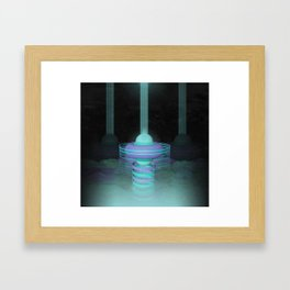 UFO GRAVEYARDS [05.15.13] Framed Art Print