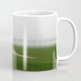 Foggy Landscape - JUSTART © Coffee Mug