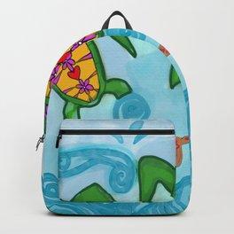 Wakiki Turtles Backpack