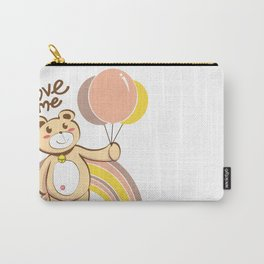 Bear For Love Carry-All Pouch