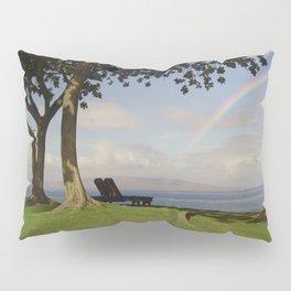 Rest Under The Rainbow Pillow Sham