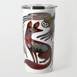Burning Love Travel Mug