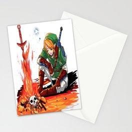 Dark link Stationery Cards