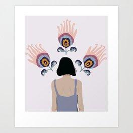 motif Art Print
