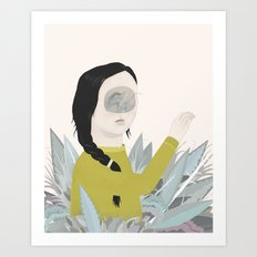 The See Art Print
