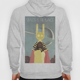 SUN RA: SPACE IS THE PLACE Hoody