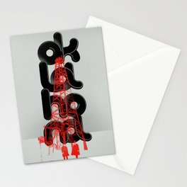 Oil-klahoma  Stationery Cards