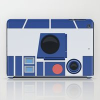 boob iPad Cases featuring R2-D2 by dudsbessa