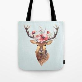 Bohemian Deer 2 Tote Bag
