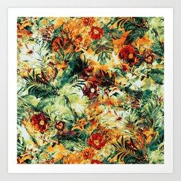 Tropical Haven II Art Print