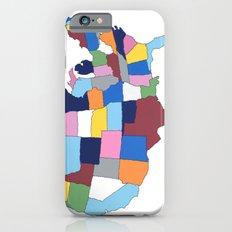 USA Slim Case iPhone 6s