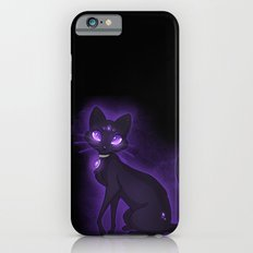 Purple Eyed Cat iPhone 6s Slim Case