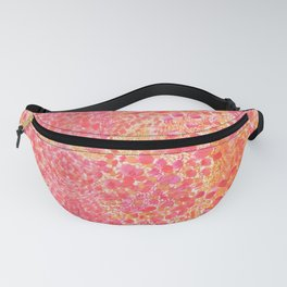 Warmth Watercolor Fanny Pack