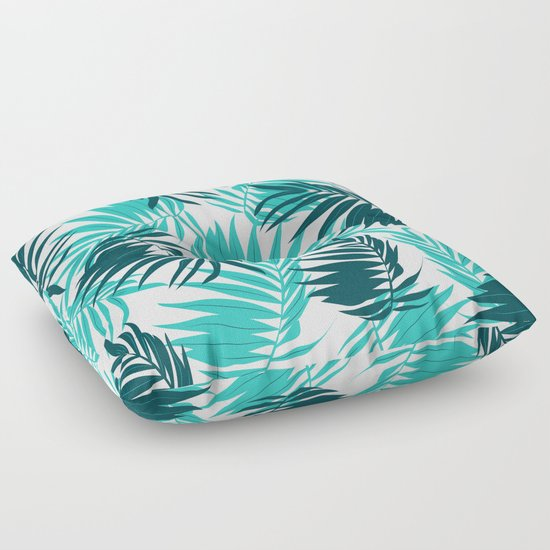 Tropical Forever #society6 #decor #buyart Floor Pillow by 83 Oranges Society6