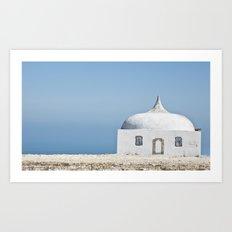 Cabo Espichel Art Print