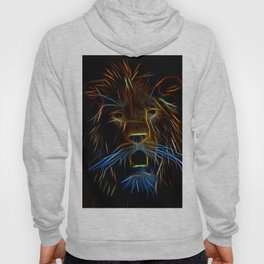 Colourful Lion Hoody