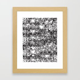 triangleweb Framed Art Print