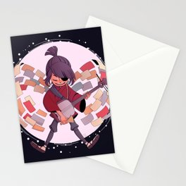 Kubo and the Two Strings Stationery Cards