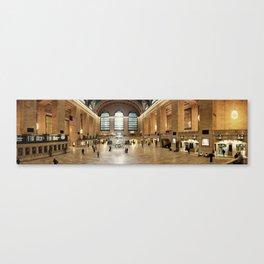 Grand Central ∆ Canvas Print