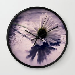 Once Upon a Rainy Day Wall Clock