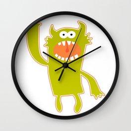 Da Munsta Wall Clock