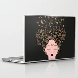 space buns Laptop & iPad Skin