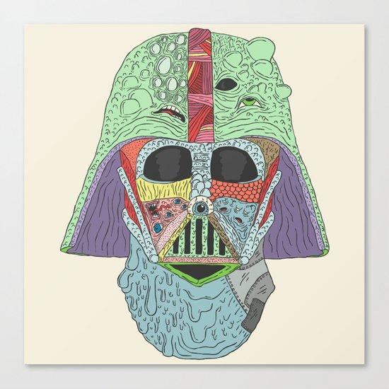Goreth Vader Canvas Print
