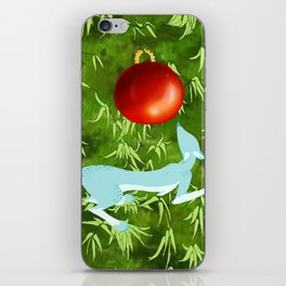 Holiday Curiousity iPhone Skin