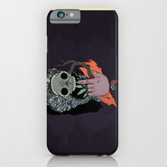 """Body Music"" by Justin Hopkins iPhone & iPod Case"