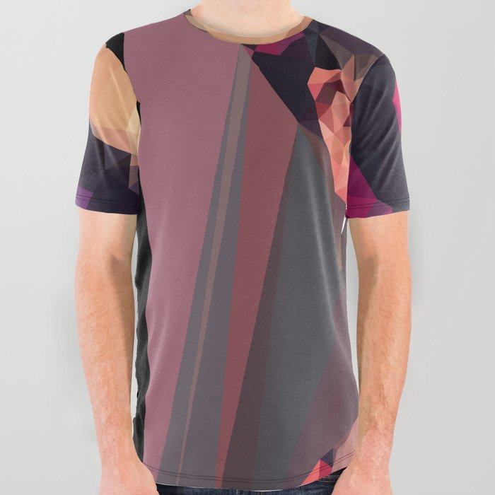Techy Fridart All Over Graphic Tee