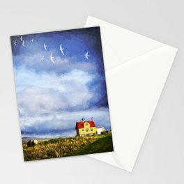 Iceland Home Stationery Cards