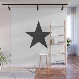 Simple Star Wall Mural