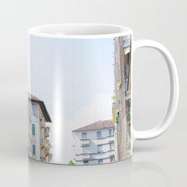 colorful homes Coffee Mug