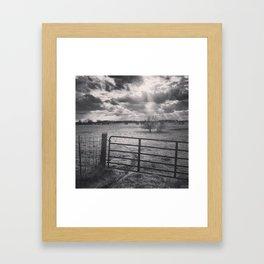 Nixa  Framed Art Print
