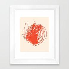 SUUUN — Matthew Korbel-Bowers Framed Art Print