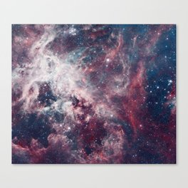 Outer Space Canvas Print