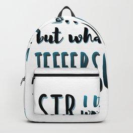 Jefferson Started It | Hamilton Backpack