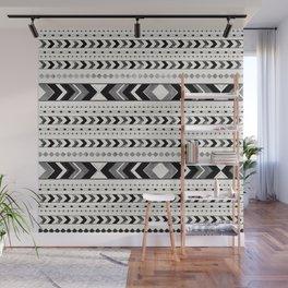 Tribal Arrow Boho Pattern #2 #aztec #decor #art #society6 Wall Mural