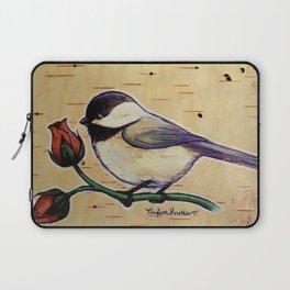 Smol Wildbird Laptop Sleeve