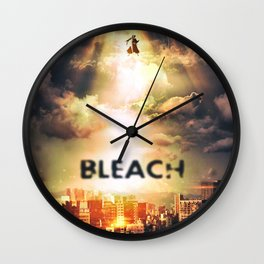 Bleach: The Day I Became a Shinigami Wall Clock