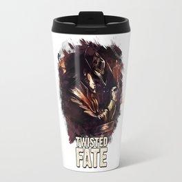 TWISTED FATE - League of Legends Travel Mug