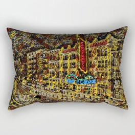 Providence Performing Arts Center (PPAC) Broadway Theater, Providence, Rhode Island Rectangular Pillow