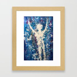 Praise Framed Art Print