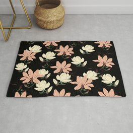 Spring is Here Magnolia Bloom Rug