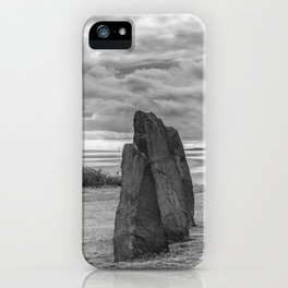 Standing Stones iPhone Case